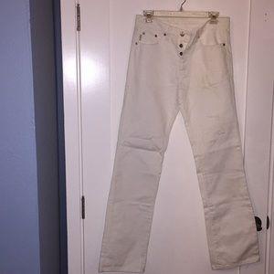 White Iceberg Jeans